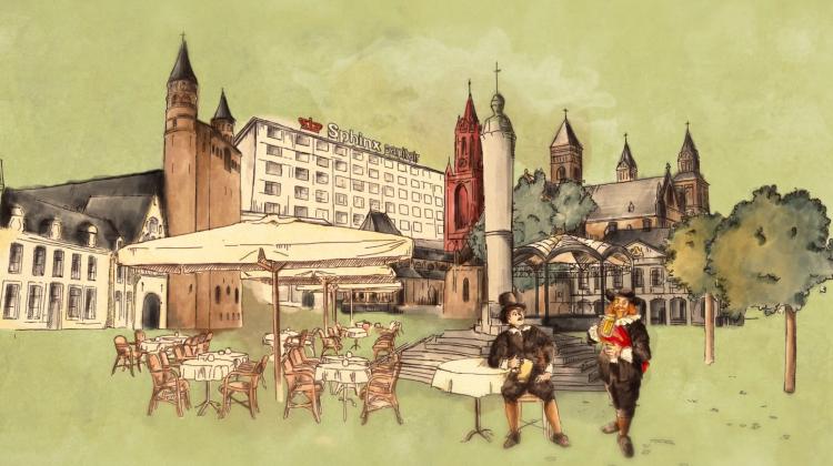 Maastricht en de Nachtwacht